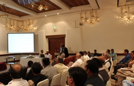 Public Hearing for SSGCL's ERR held at Quetta