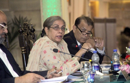 Public Hearing For SNGPL ERR Held At Lahore Dated: 15th April,2019